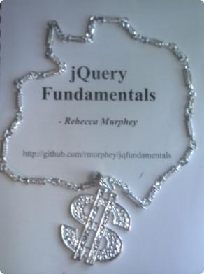 jQuery ~ For the Love of Dollar course photo
