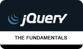 jQuery - The fundamentals  course photo