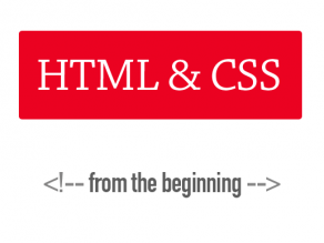 HTML & CSS from the beginning. course photo
